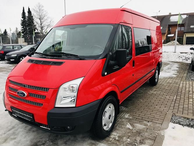 Ford Transit 350 Long 2.2 TDCi 6míst,CZ