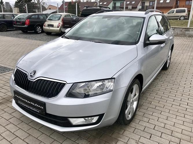 Škoda Octavia 2.0 TDI 4x4 Combi KESSY,TAŽNÉ,ZÁRUK