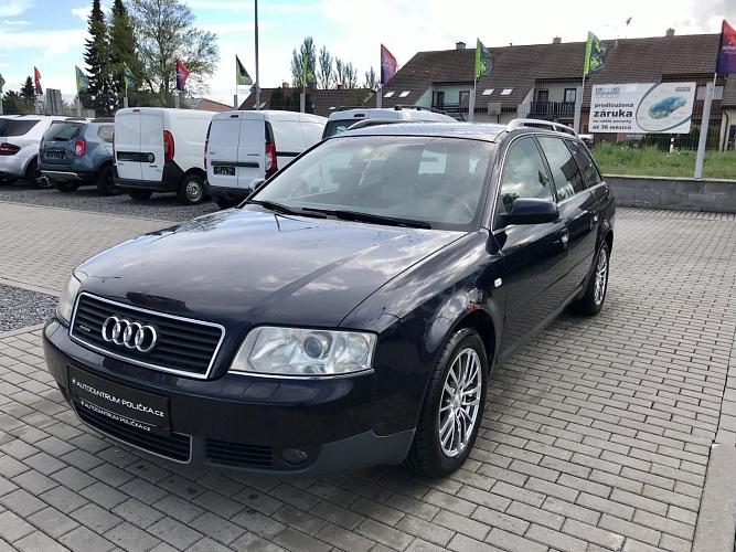 Audi A6 2.5 TDI Avant quattro NAVI,XENON