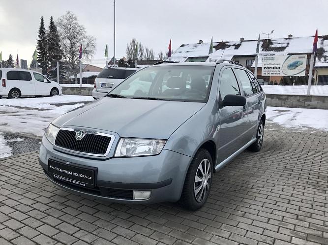 Škoda Fabia 1.2 HTP 47 kW kombi CZ