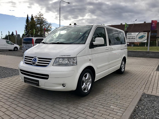 Volkswagen Multivan 2.5 TDI 128 kW UNITED