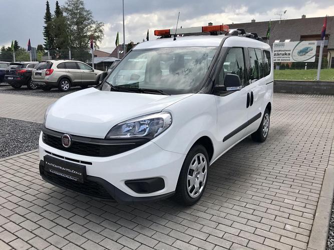 Fiat Dobló PLUS 1.4 T-Jet CNG 88 kW