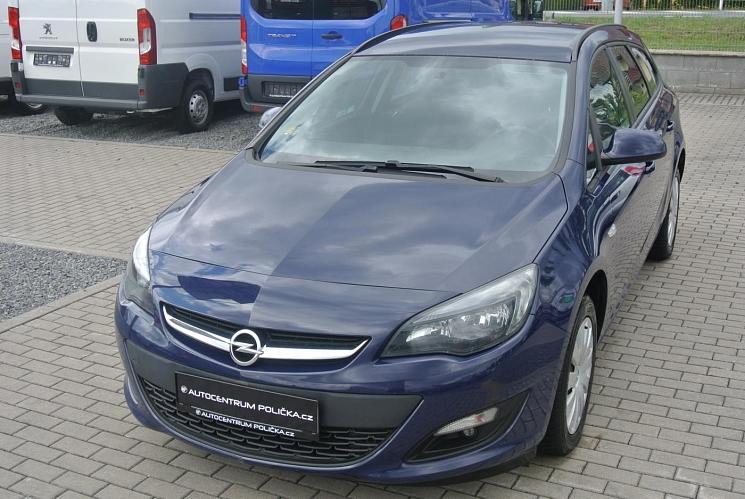 Opel Astra 1.7 CDTi 81 kW Smile Sports Tourer