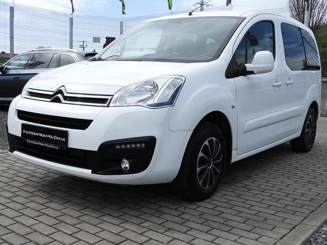 Citroën Berlingo 1.6 HDI 73KW MULTISPACE ČR