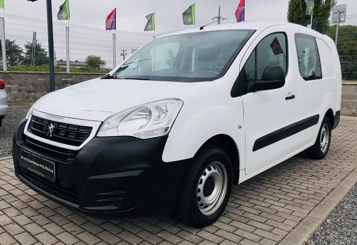 Peugeot Partner 1.6bHDI L2